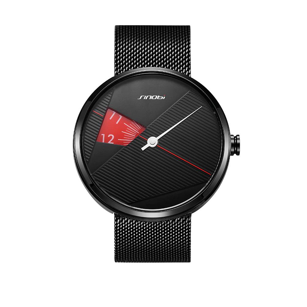کد تخفیف                                      ساعت مچی عقربه ای مردانه سینوبی مدل SI S9801G - ME-ME