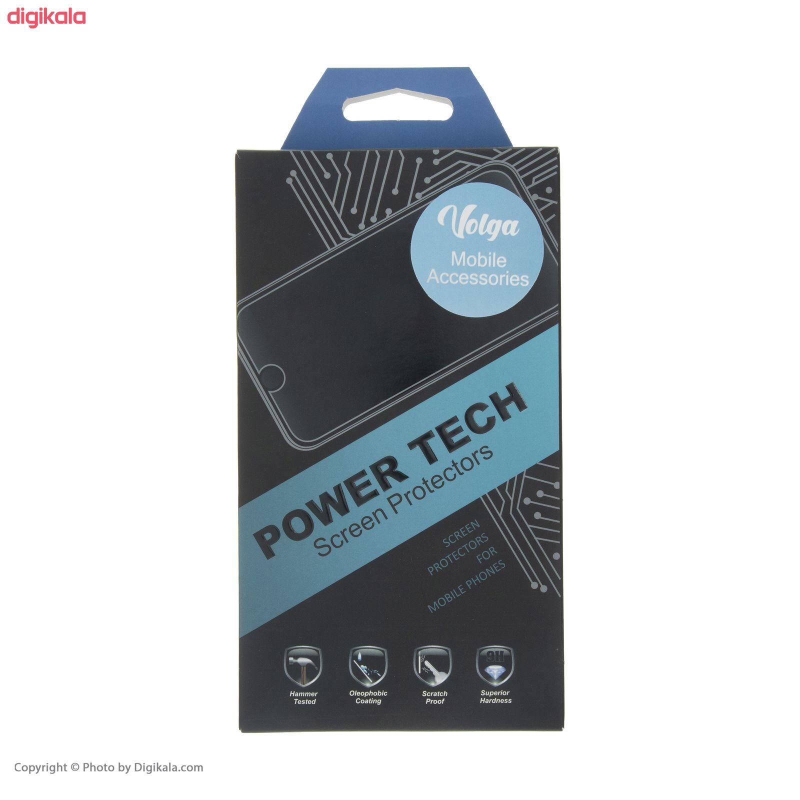 محافظ صفحه نمایش ولگا مدل powertech مناسب برای گوشی موبایل شیائومی Redmi Note 7 main 1 2