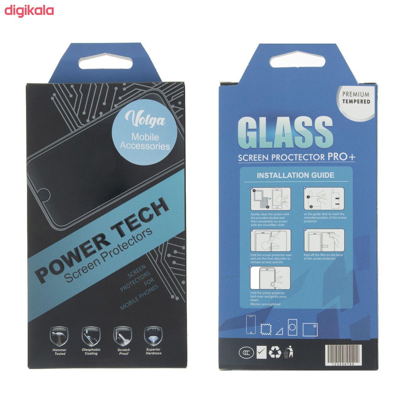محافظ صفحه نمایش ولگا مدل powertech مناسب برای گوشی موبایل شیائومی Redmi Note 7 main 1 5