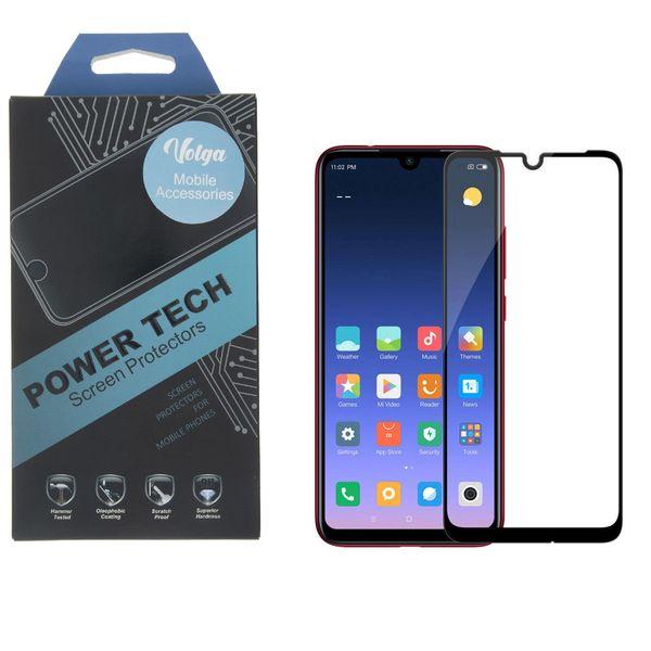 محافظ صفحه نمایش ولگا مدل powertech مناسب برای گوشی موبایل شیائومی Redmi Note 7