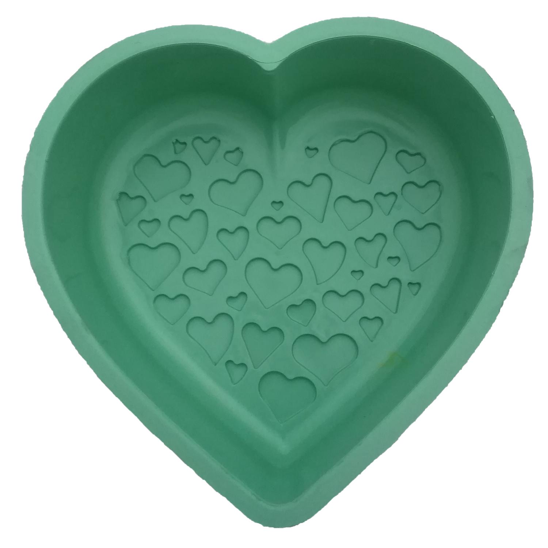 قالب ژله طرح قلب مدل n28 thumb 1