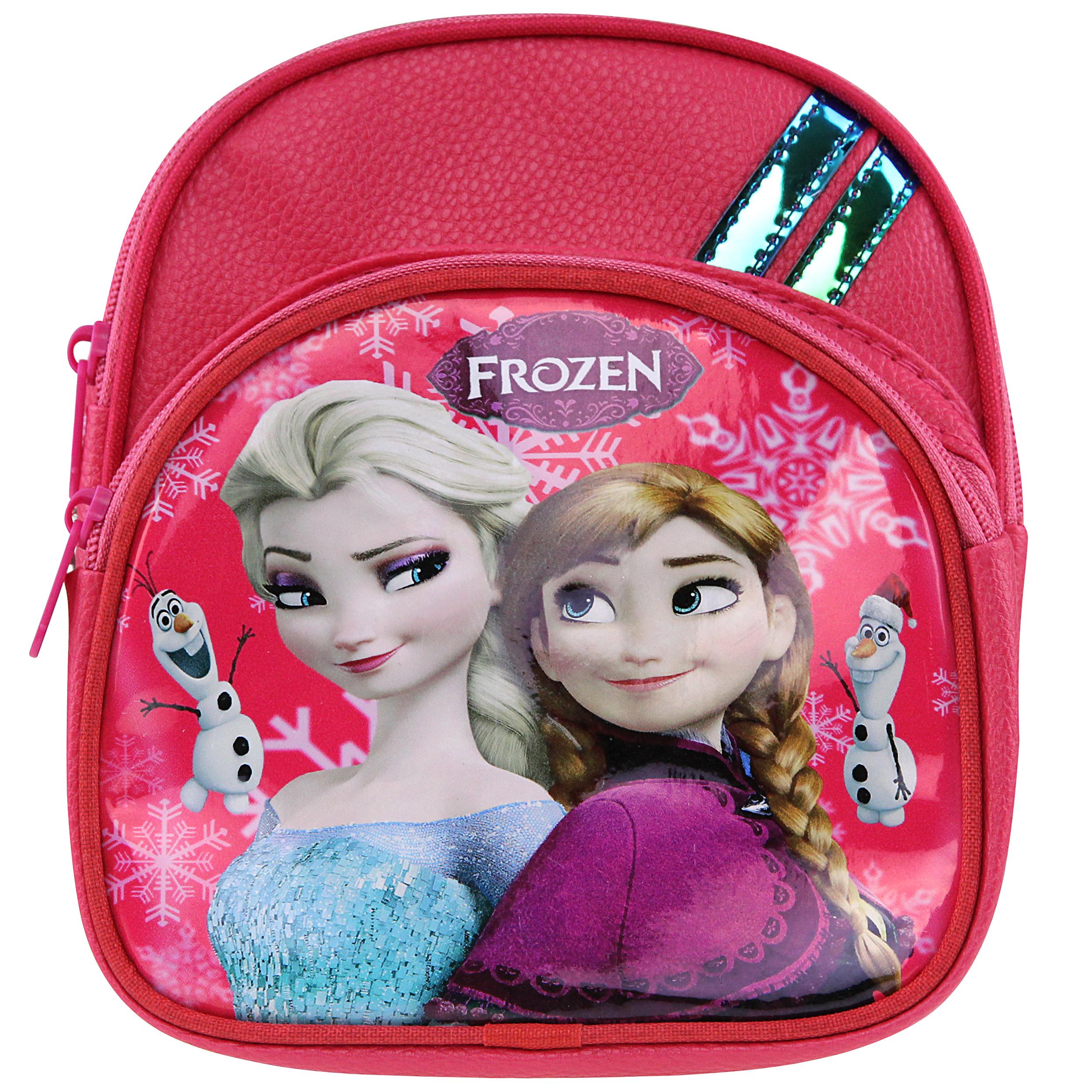 کیف دخترانه طرح انا و السا کد 0077