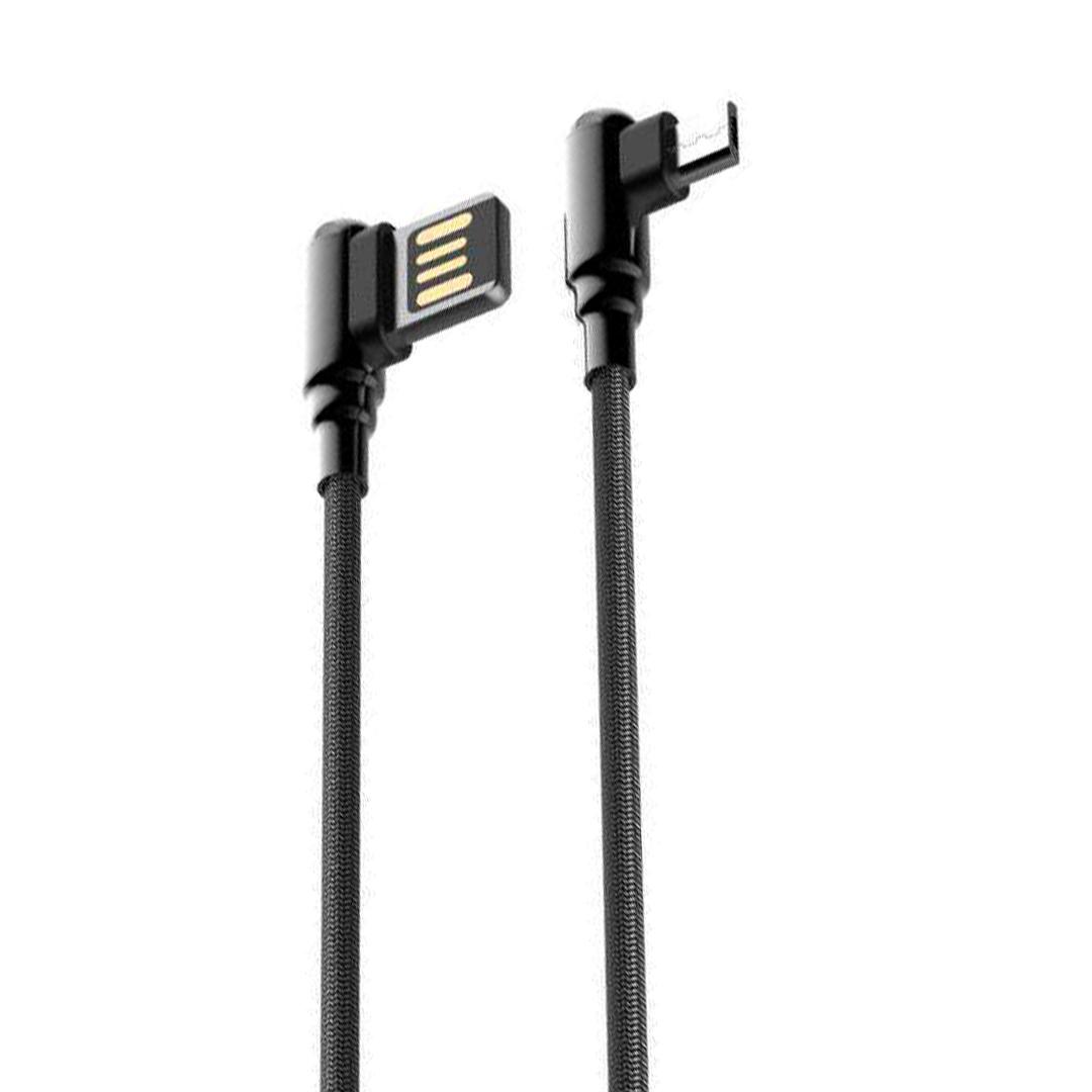 کابل تبدیل USB به microUSB الدینیو مدل ANGEL طول 1 متر