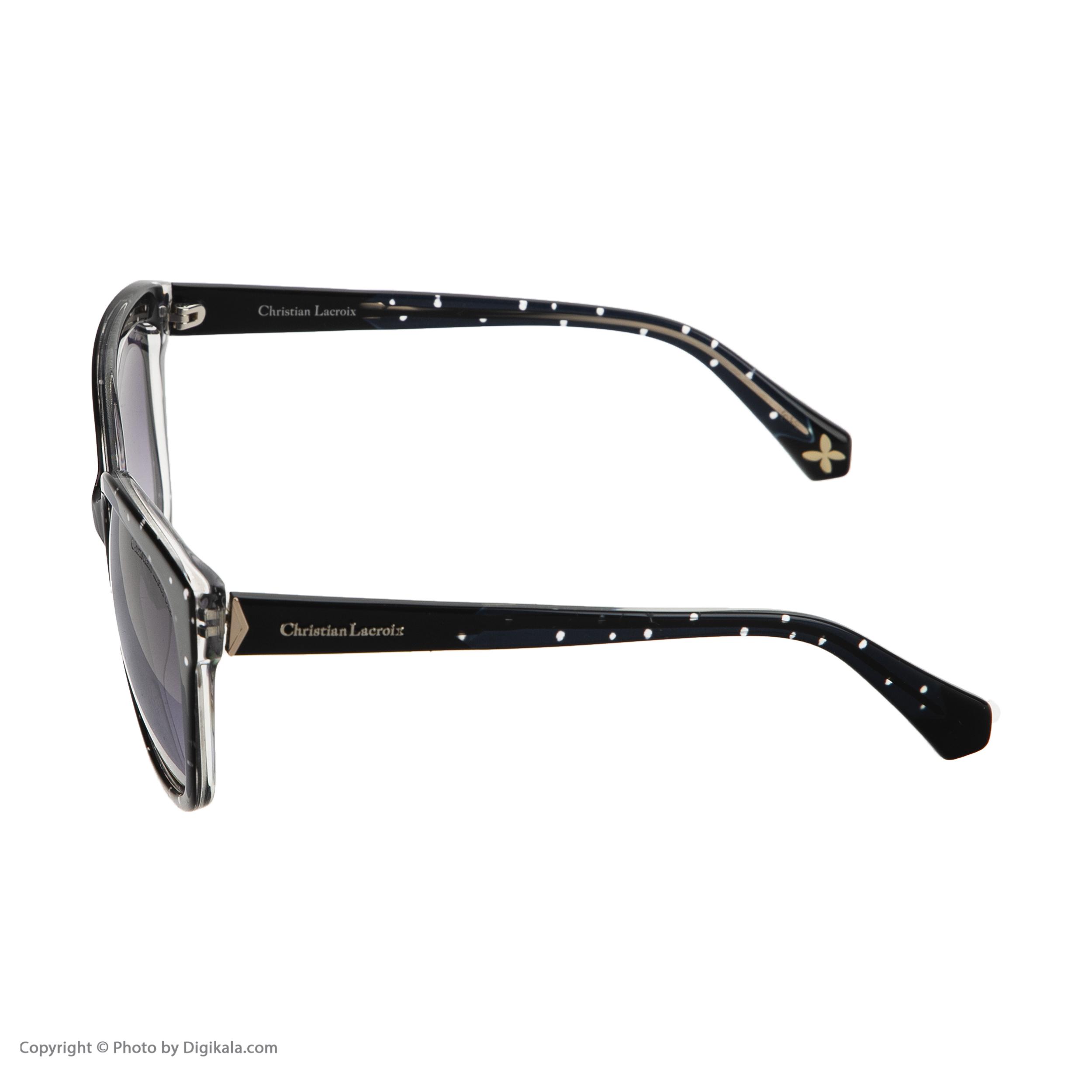 عینک آفتابی زنانه کریستین لاکروآ مدل CL 5079 084
