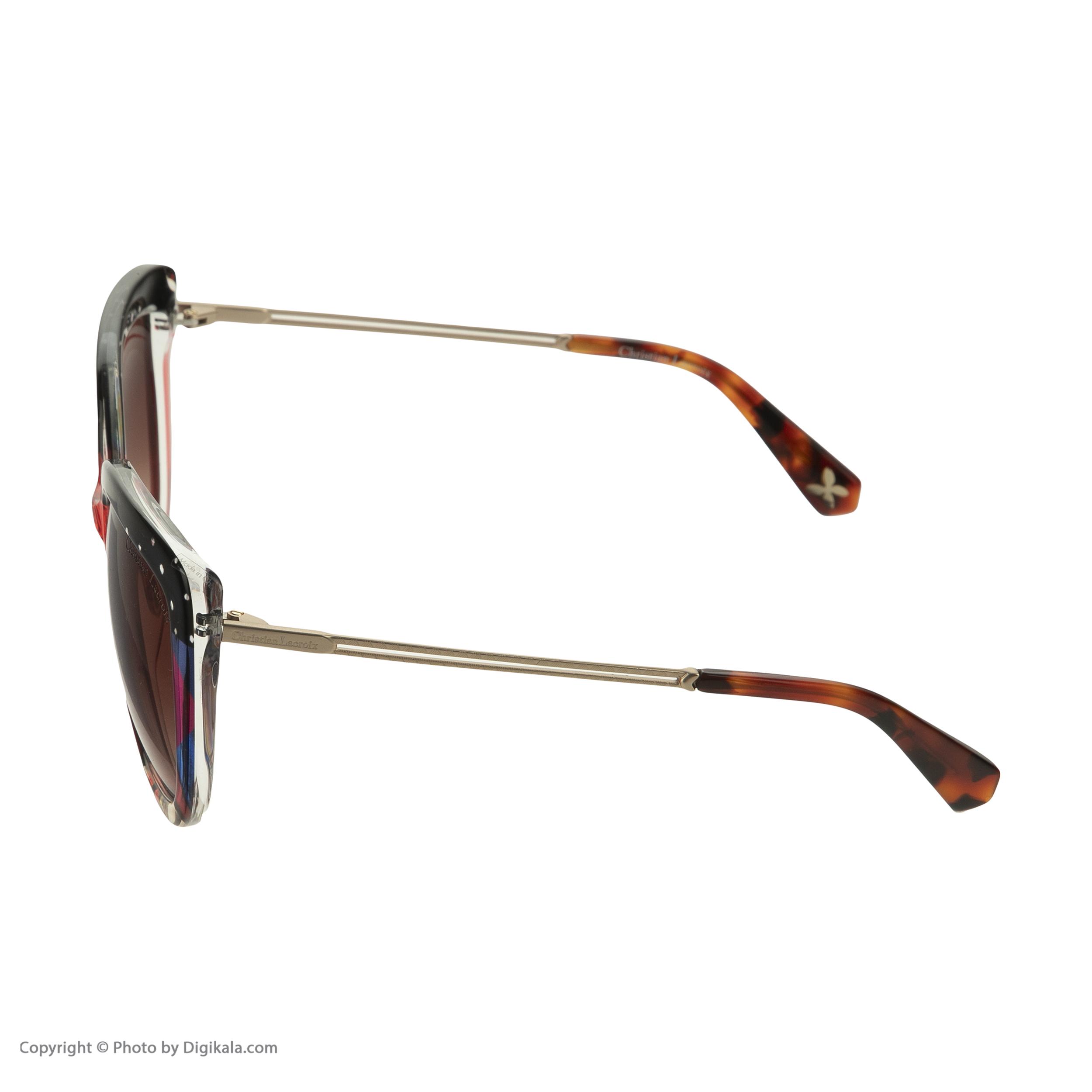 عینک آفتابی زنانه کریستین لاکروآ مدل CL 5080 275
