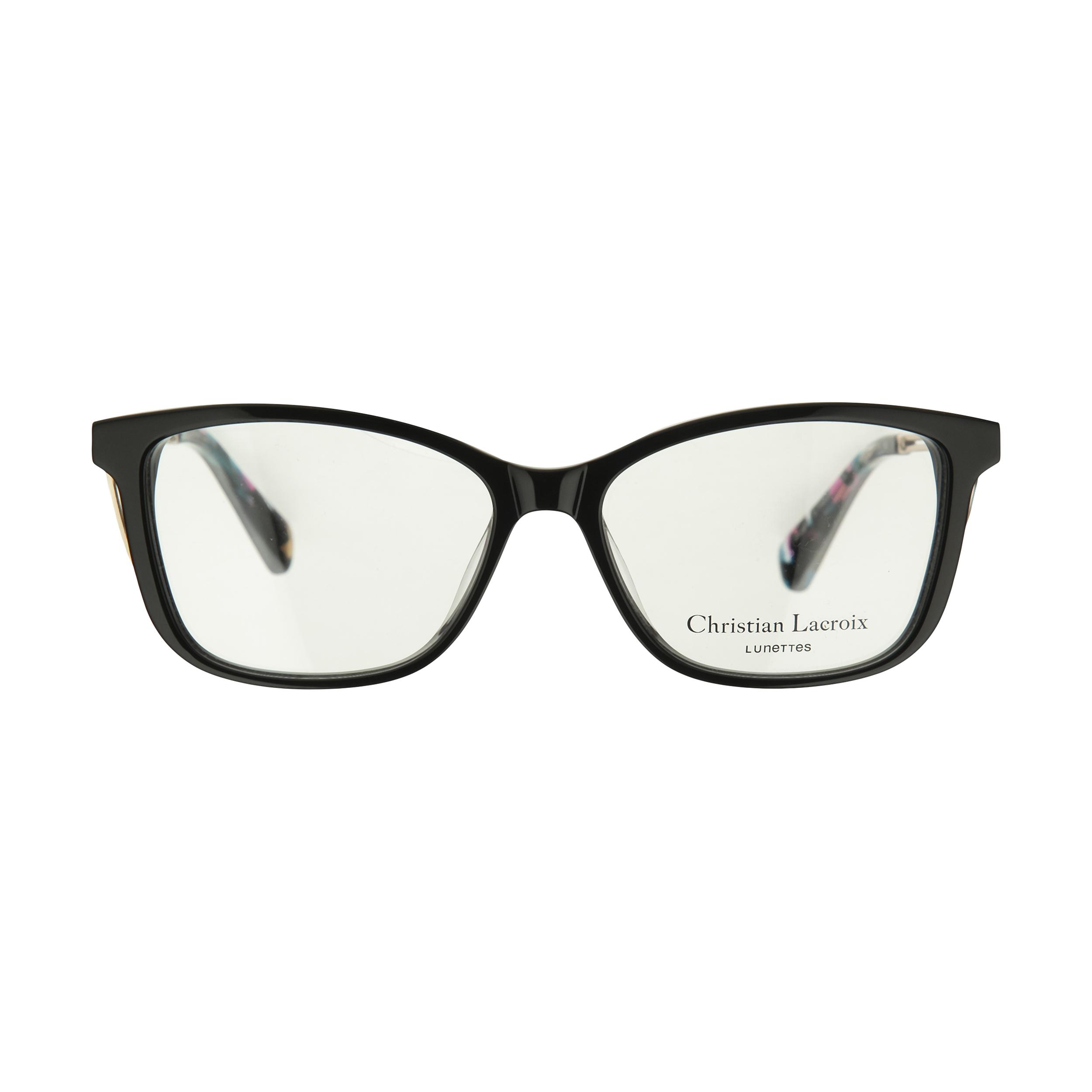 عینک طبی زنانه کریستین لاکروآ مدل CL 1086 017