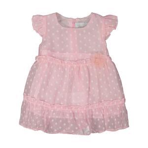 پیراهن نوزادی دخترانه فیورلا مدل 2091137-84