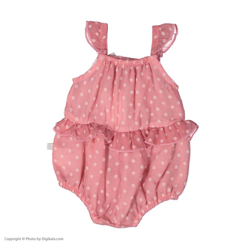 سرهمی نوزادی دخترانه فیورلا مدل 2091132-66