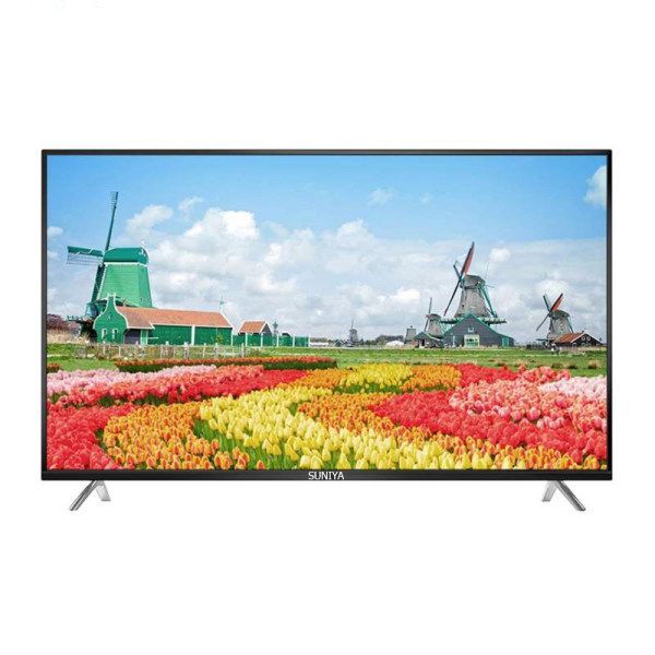 تلویزیون ال ای دی هوشمند سونیا مدل S-50KD7141 سایز 50 اینچ