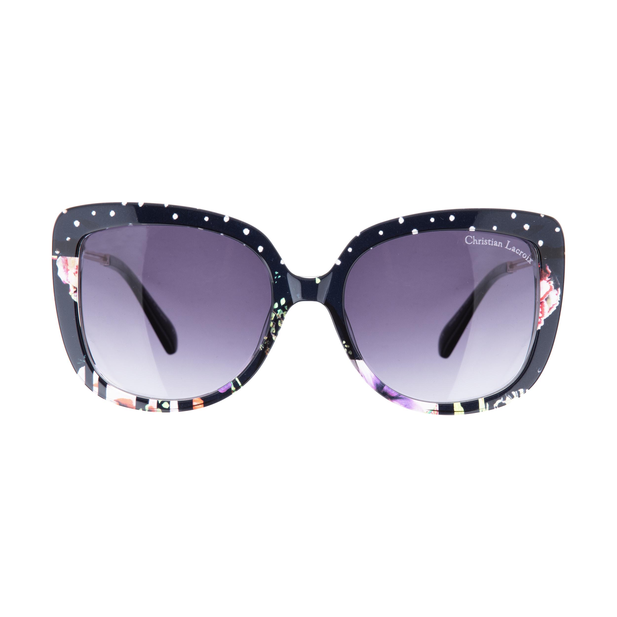 عینک آفتابی زنانه کریستین لاکروآ مدل CL 5080 082