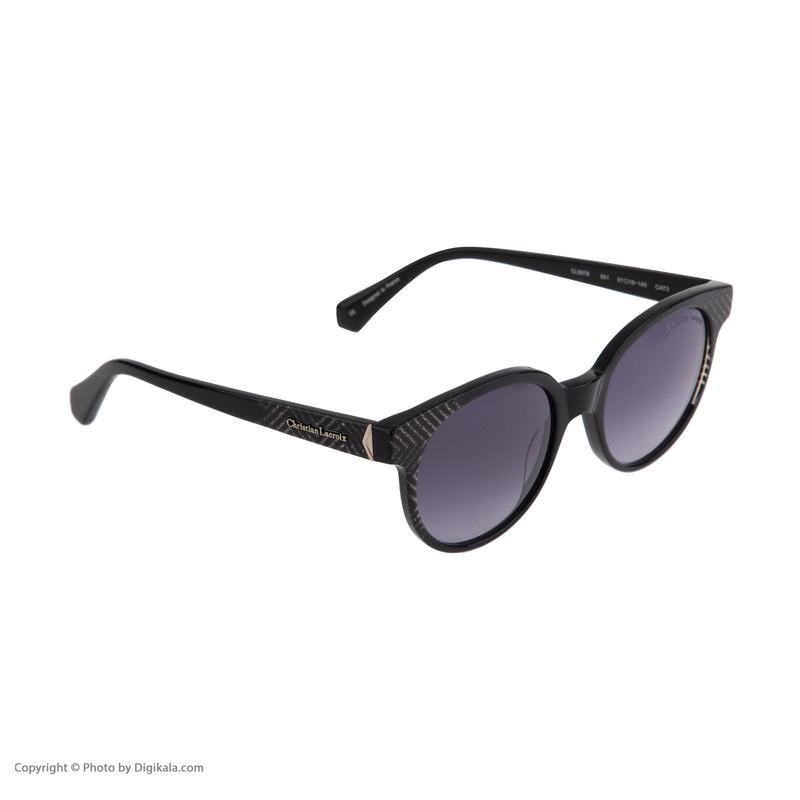 عینک آفتابی زنانه کریستین لاکروآ مدل CL 5078 001