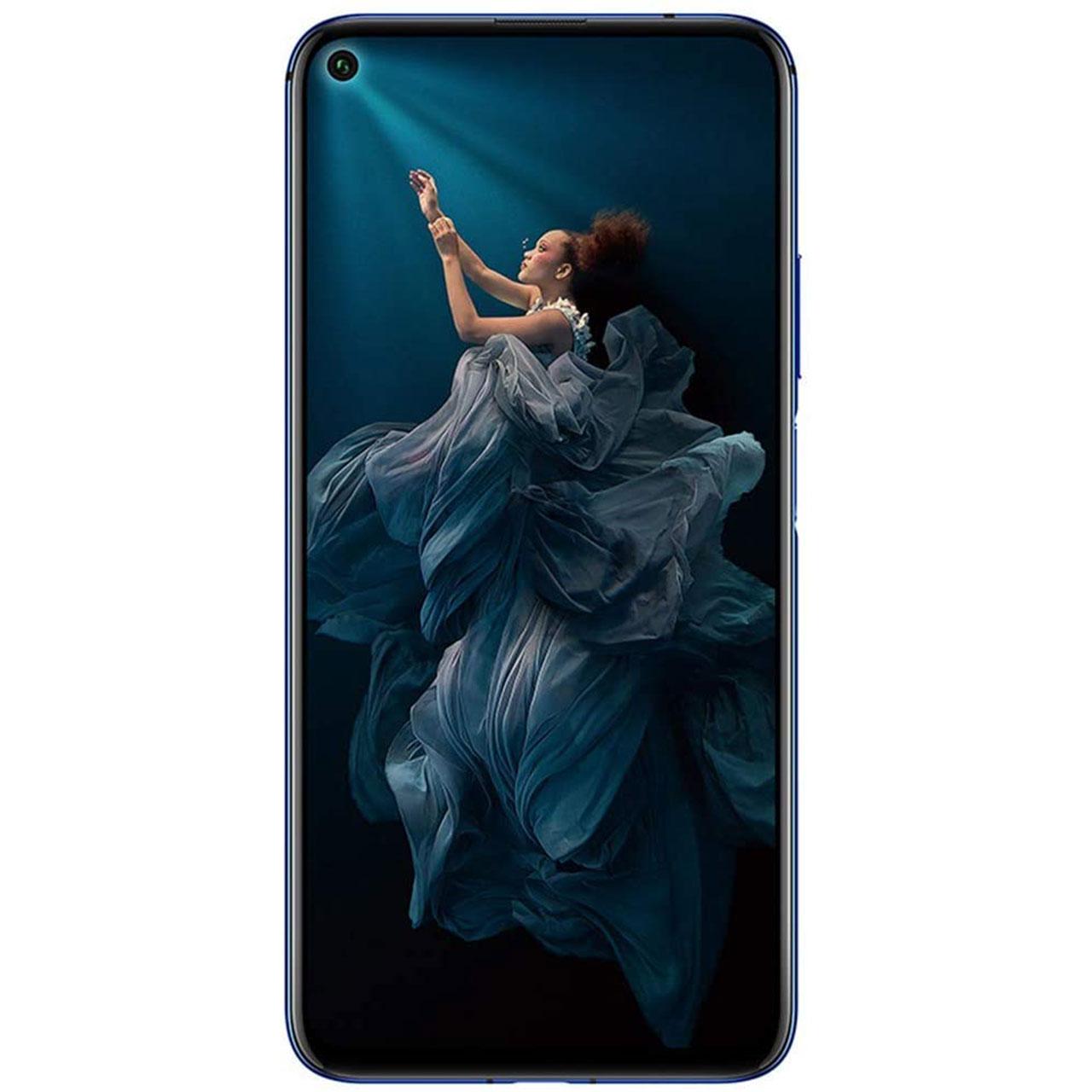 گوشی موبایل آنر مدل ۲۰ YAL-L21 دو سیم کارت ظرفیت ۱۲۸ گیگابایت