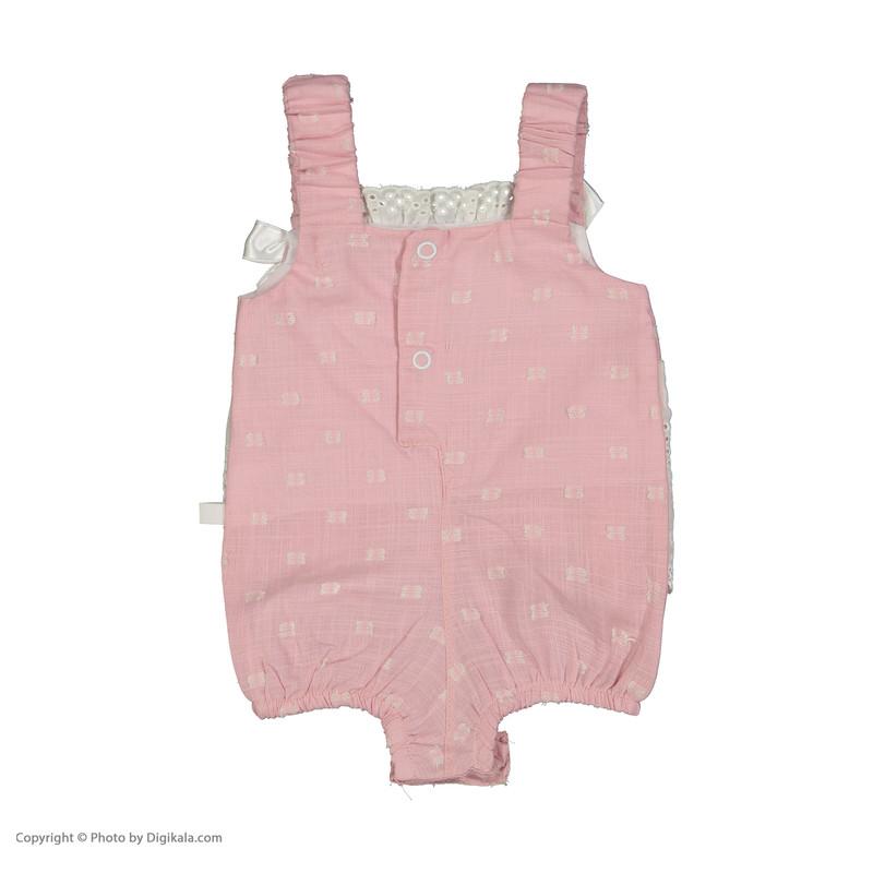 سرهمی نوزادی دخترانه فیورلا مدل 2091122-84