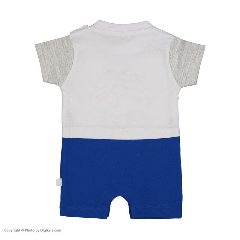 سرهمی نوزادی پسرانه فیورلا مدل 2091112-01