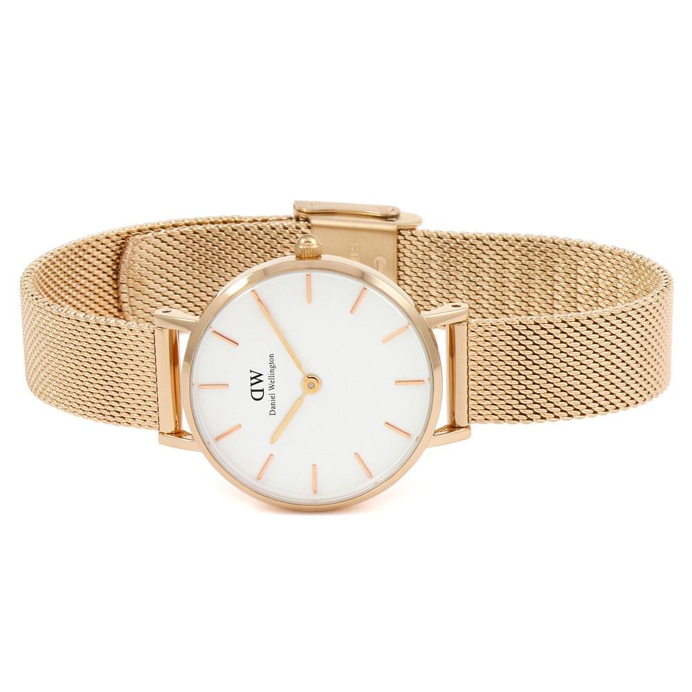 ساعت مچی عقربه ای زنانه دنیل ولینگتون مدل 100219              ارزان