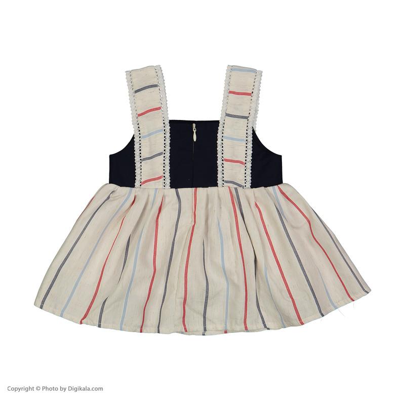 پیراهن نوزادی دخترانه فیورلا مدل 2091121-01
