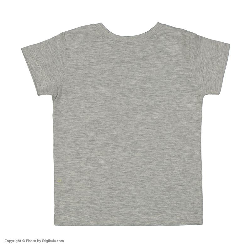 تی شرت پسرانه جیبیجو مدل 2081105-90