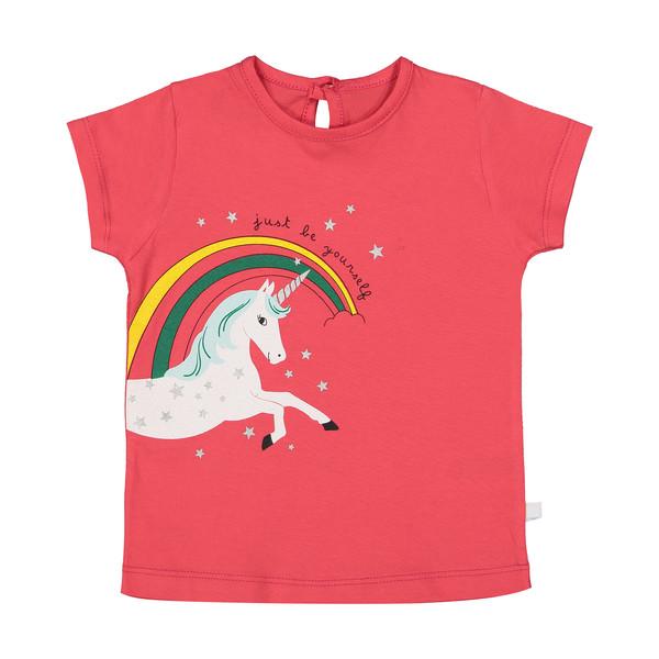 تی شرت دخترانه جیبیجو مدل 2081111-72