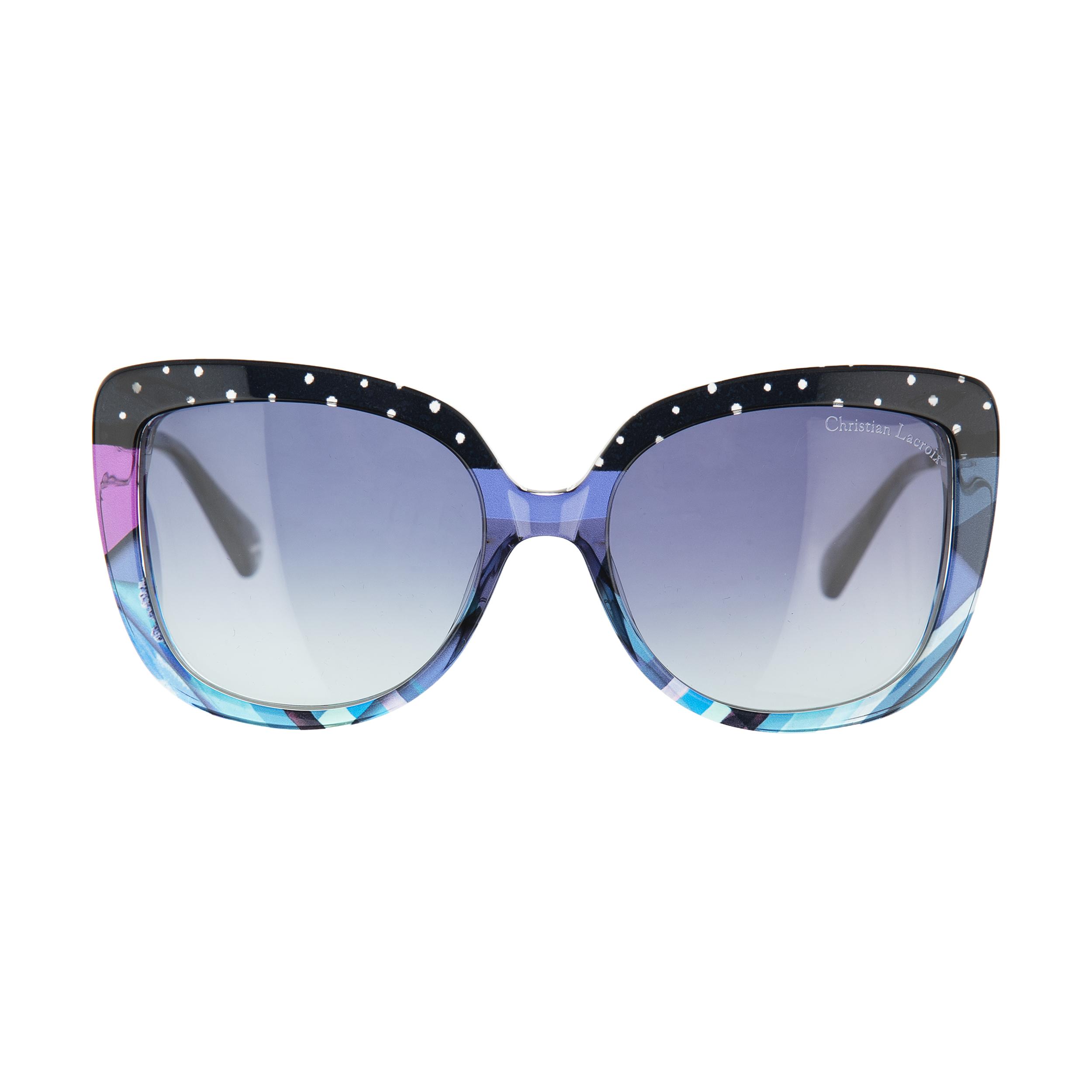 عینک آفتابی زنانه کریستین لاکروآ مدل CL 5080 681