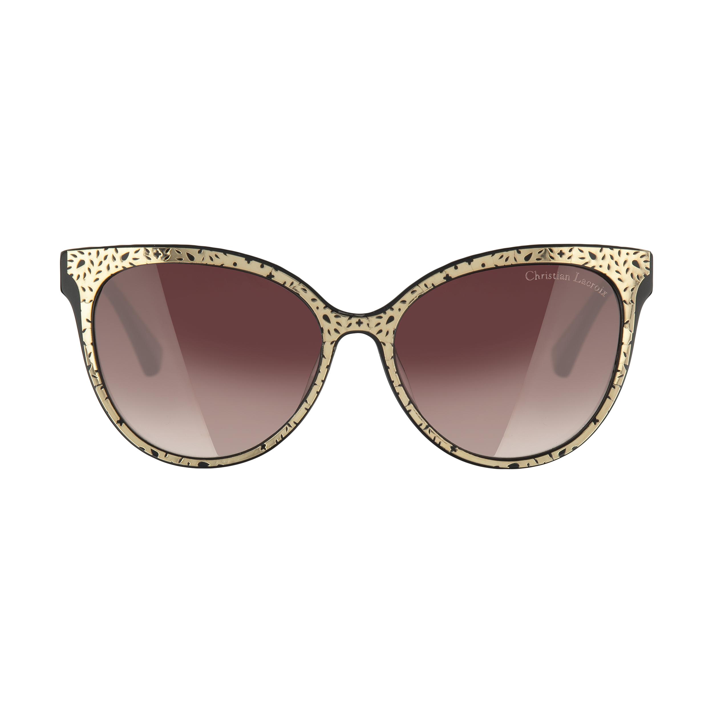 عینک آفتابی زنانه کریستین لاکروآ مدل CL 5081 001