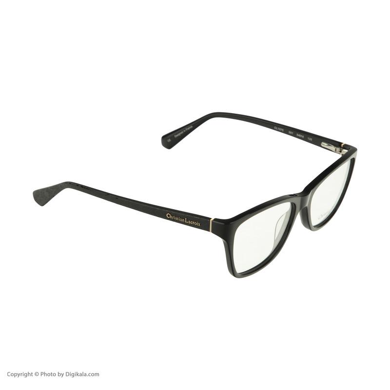 عینک طبی زنانه کریستین لاکروآ مدل CL 1075 001