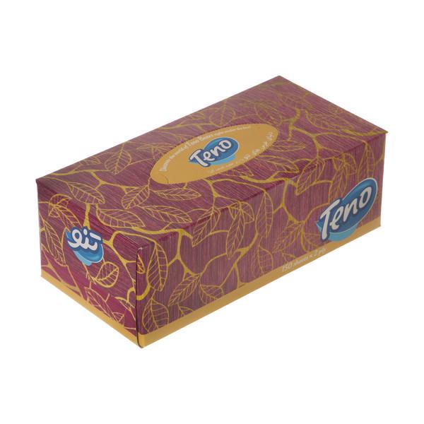 دستمال کاغذی 150 برگ تنو کد 003