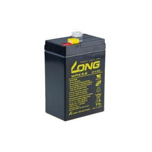 باتری یو پی اس6 ولت 4.5 آمپر ساعت لانگ مدل WP4.5-6