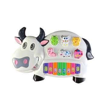 بازي آموزشی مدل گاو Cow Piano