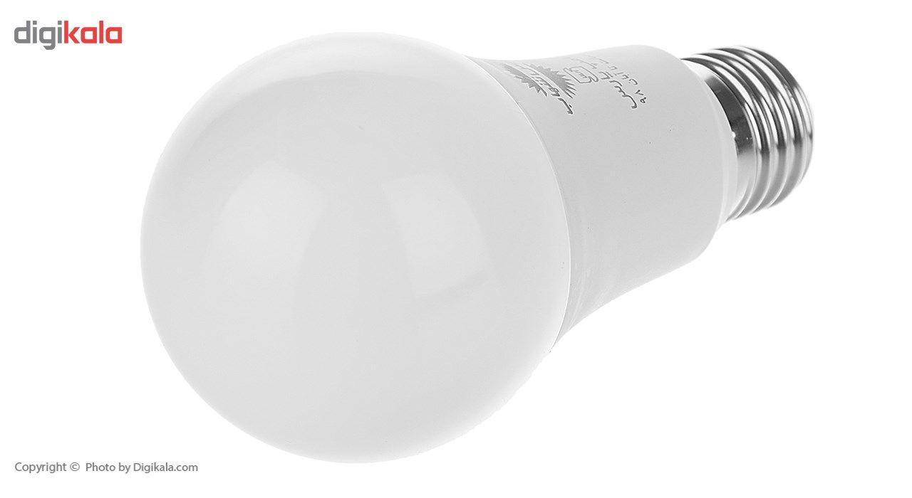 لامپ ال ای دی 12 وات پارس شهاب پایه E27 main 1 2