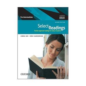 کتاب Select Readings اثر Linda lee and Erik Gundersen انتشارات OXFORD