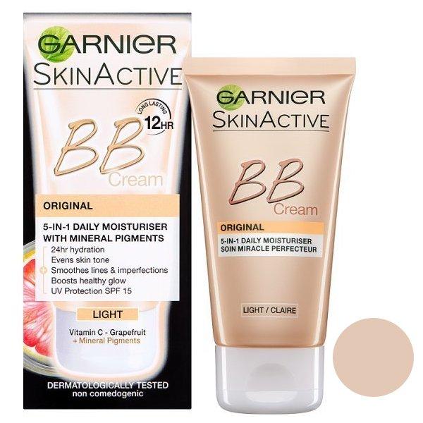 کرم پودر BB گارنیه مدل SkinActive حجم 50 میلی لیتر