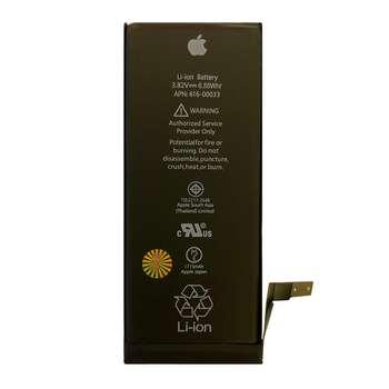 باتری موبایل مدل 6S ظرفیت 1715 میلی آمپر ساعت مناسب برای گوشی موبایل اپل iPhone 6s