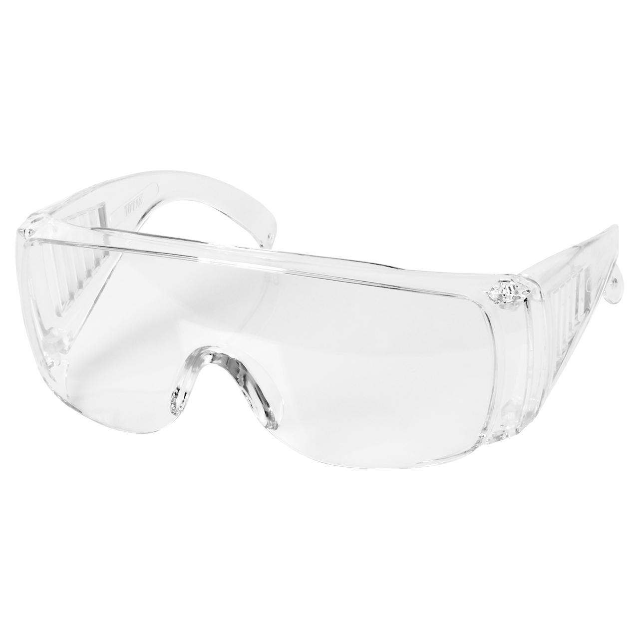 عینک ایمنی مدل ET108 بسته ۱۲ عددی