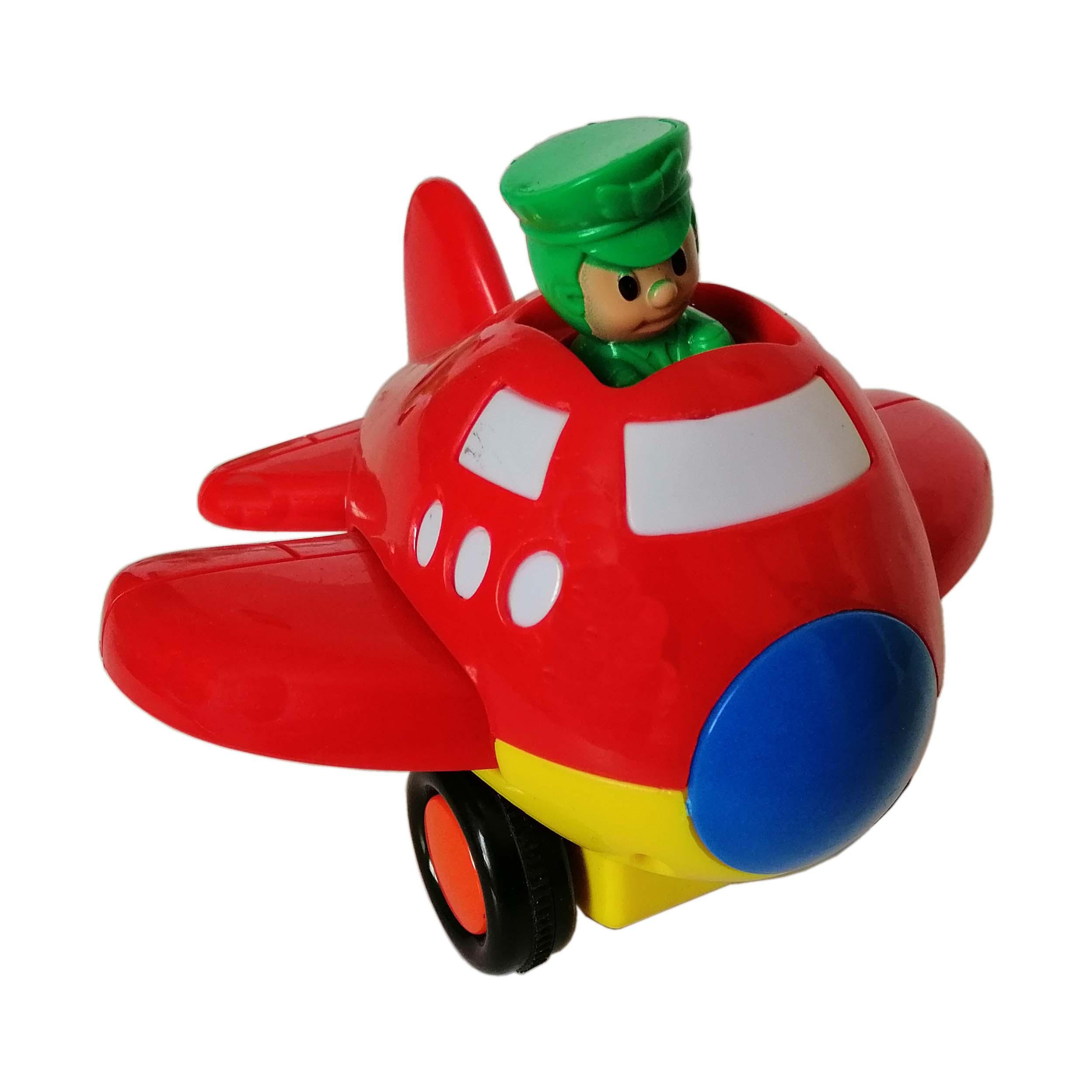اسباب بازی هواپیما مدل 2011