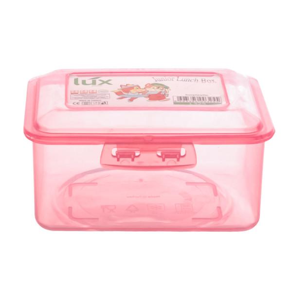 ظرف نگهدارنده لوکس پلاستیک مدل Junior کد 325