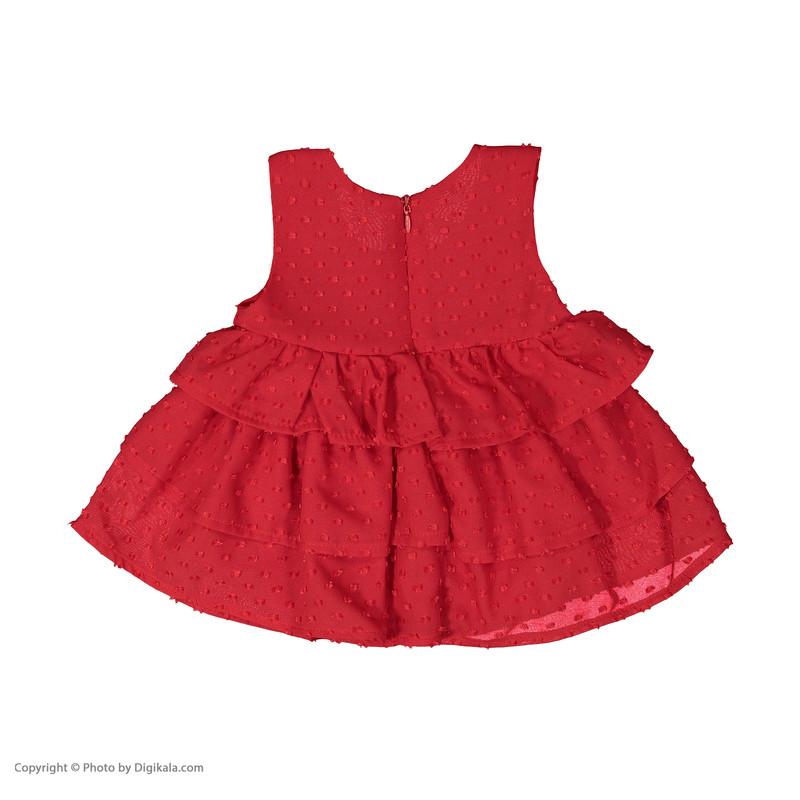 پیراهن نوزادی دخترانه فیورلا مدل 2091119-72