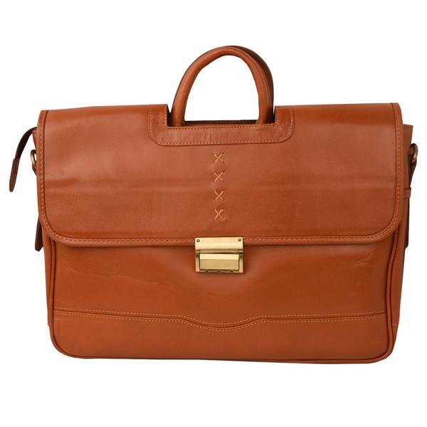 کیف اداری مردانه پارینه چرم مدل L147