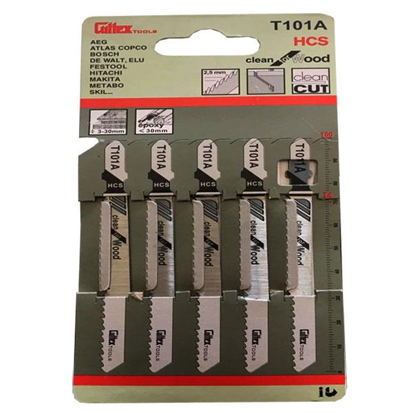 مجموعه ۵ عددی تیغ اره عمودبر مدل T101 A
