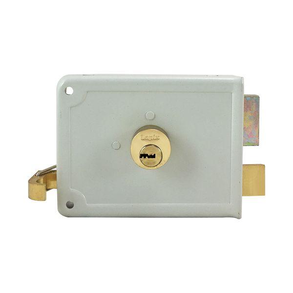 قفل در حیاطی لاپیکس کد 303
