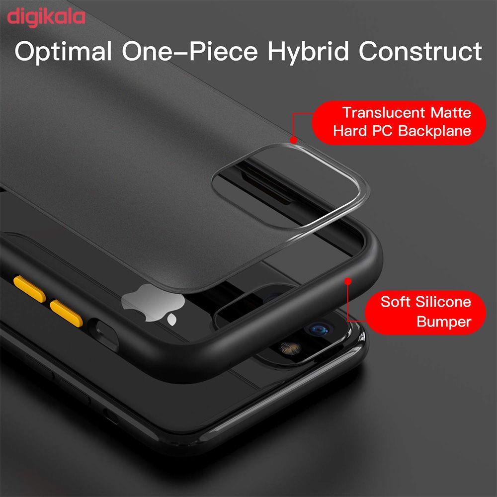 کاور مدل SPH02 مناسب برای گوشی موبایل اپل iphone 11 pro MAX  main 1 2