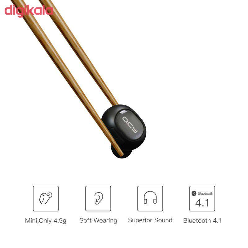 هدست بلوتوث کیو سی وای مدل Q26 Pro main 1 13