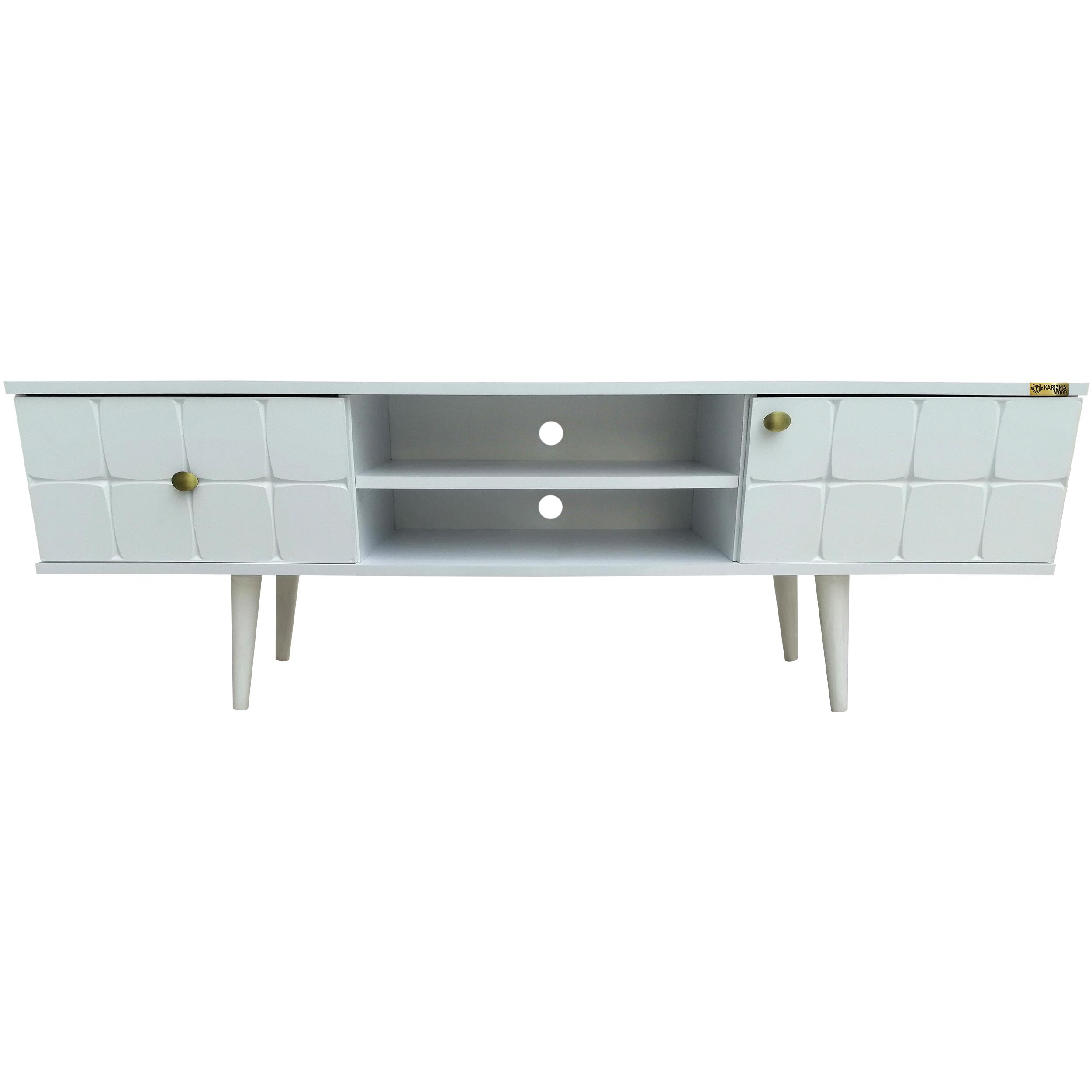 خرید اینترنتی میز تلویزیون کاریزما وود مدل W.213 اورجینال