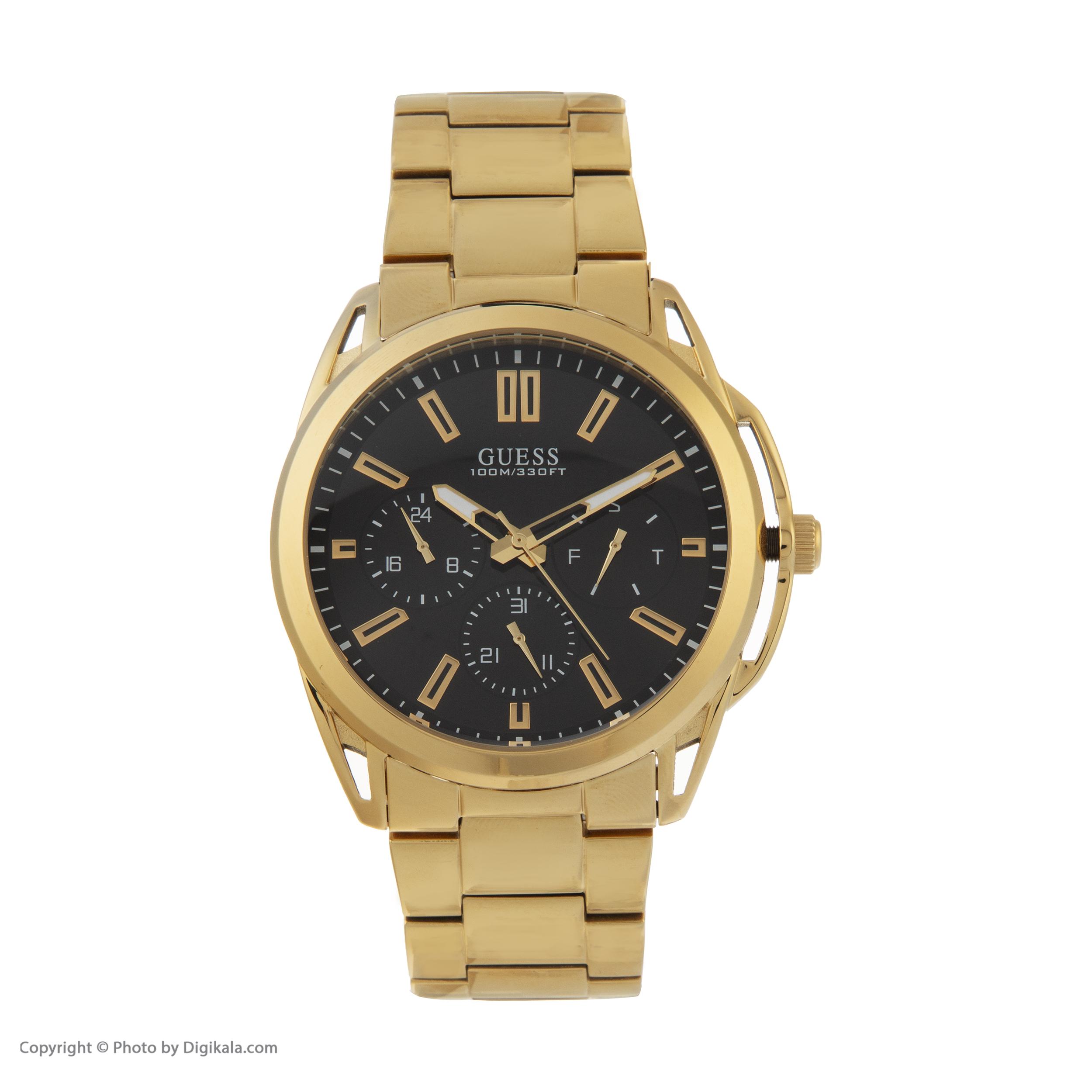 کد تخفیف                                        ساعت مچی عقربه ای مردانه گس مدل W1176G3