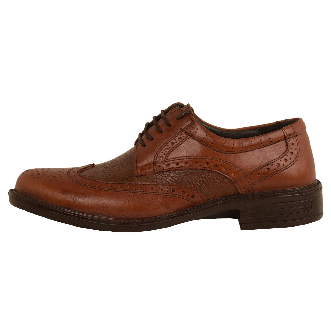 کفش  مردانه پارینه چرم مدل SHO177-1