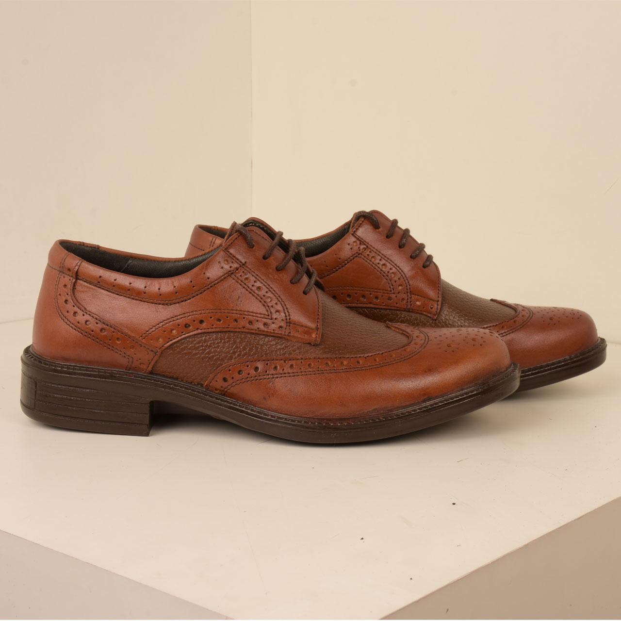 PARINECHARM leather men's shoes , SHO177-1 Model