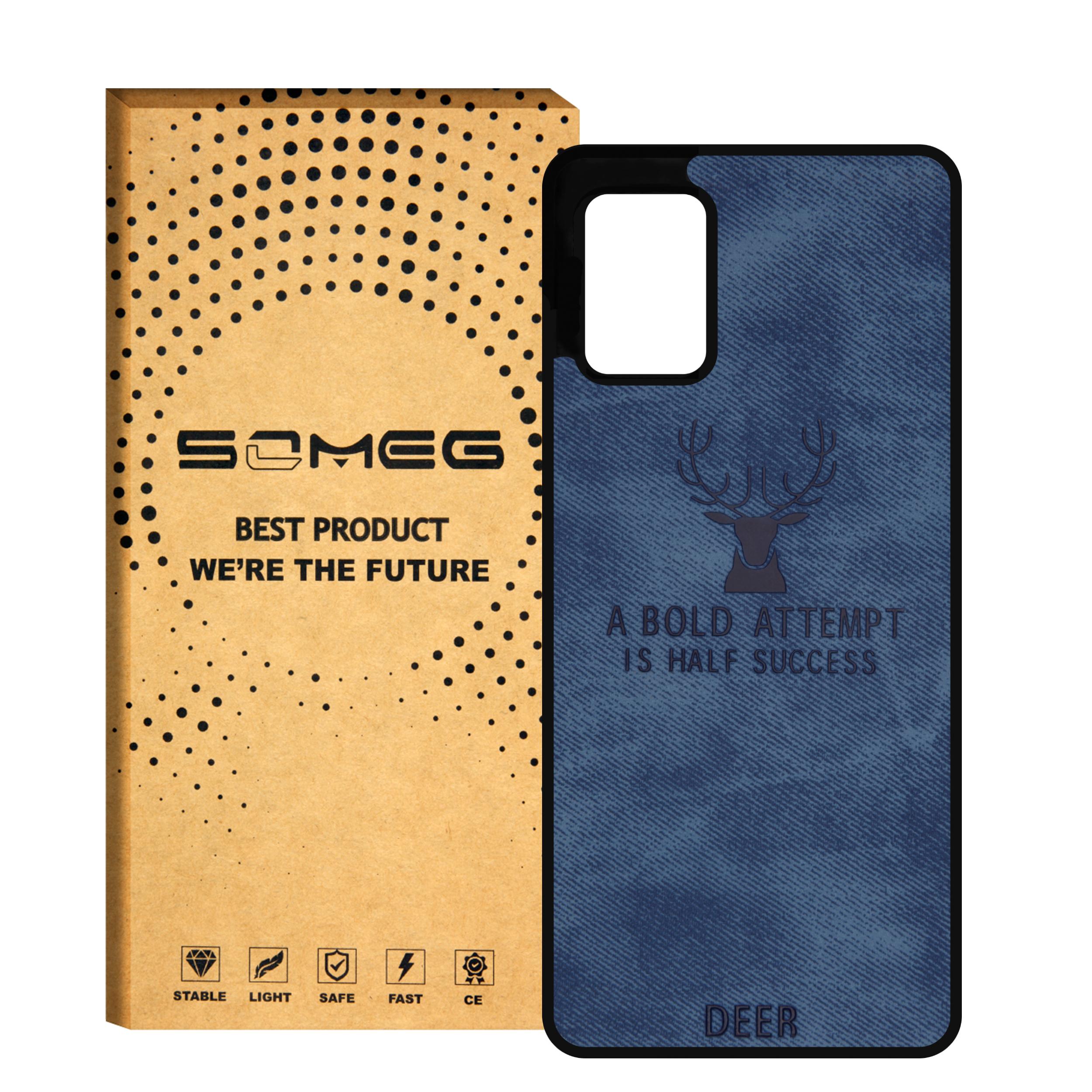 کاور سومگ مدل SMG-Der02 مناسب برای گوشی موبایل سامسونگ Galaxy A51              ( قیمت و خرید)