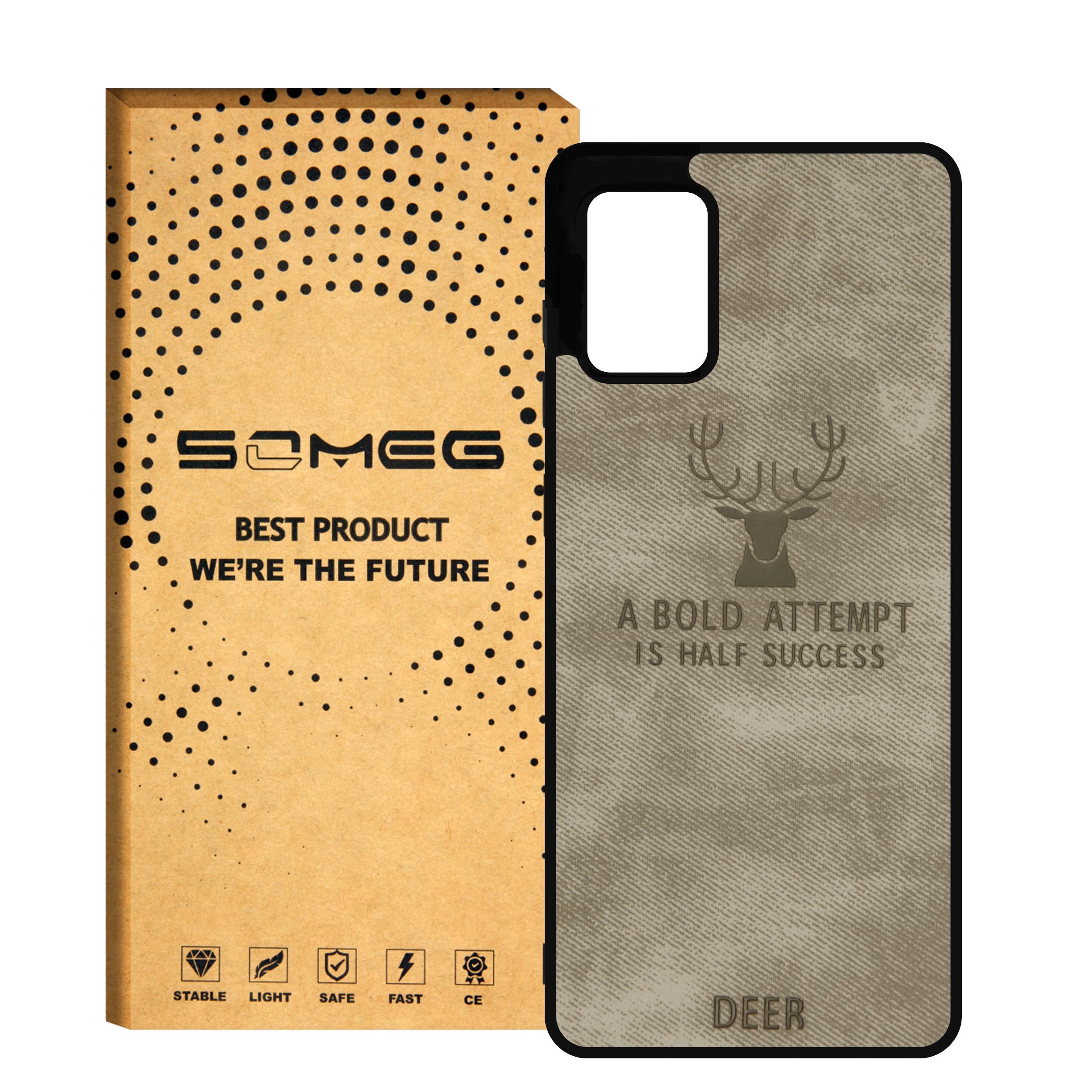 کاور سومگ مدل SMG-Der02 مناسب برای گوشی موبایل سامسونگ Galaxy A71              ( قیمت و خرید)