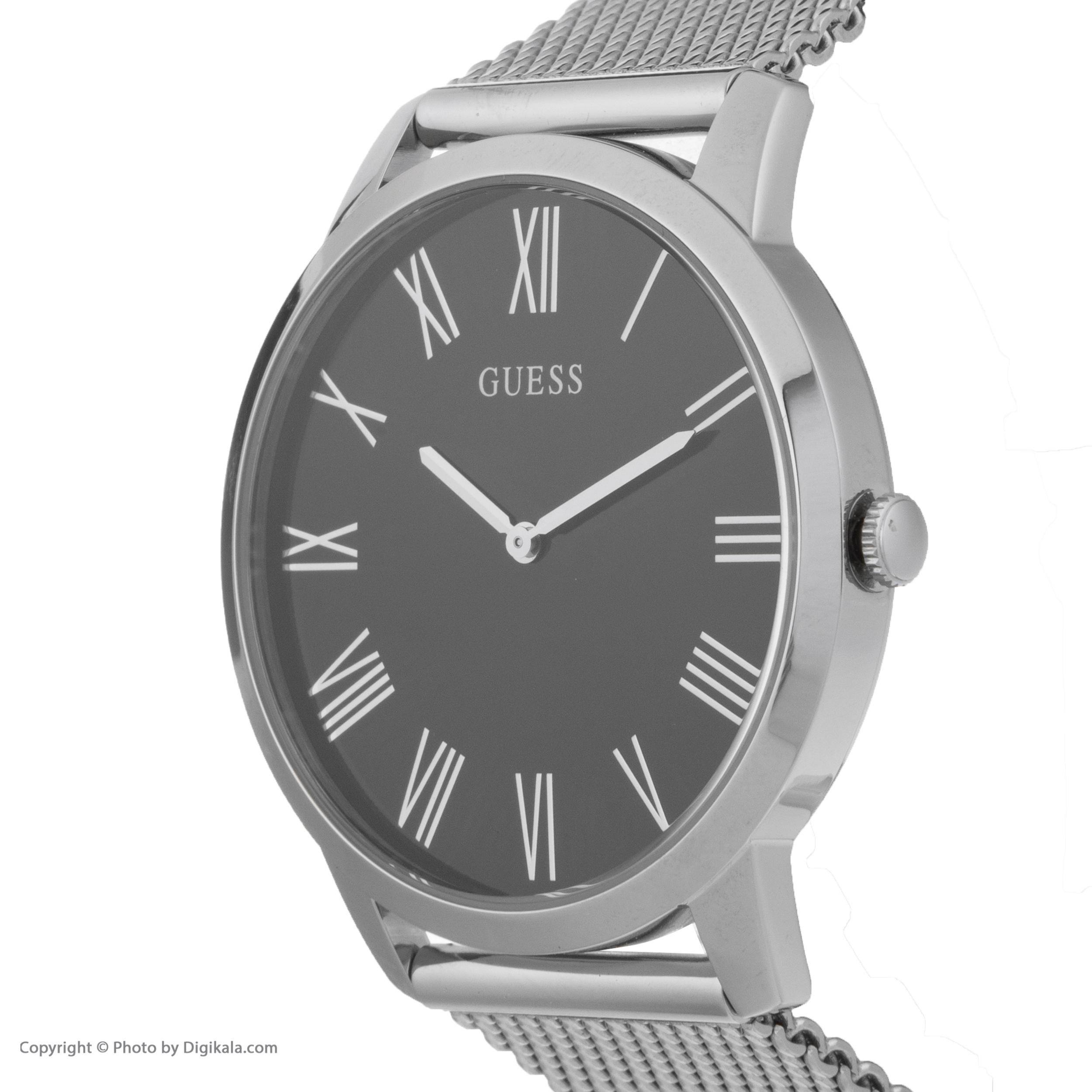 کد تخفیف                                       ساعت مچی عقربه ای مردانه گس مدل W1263G1