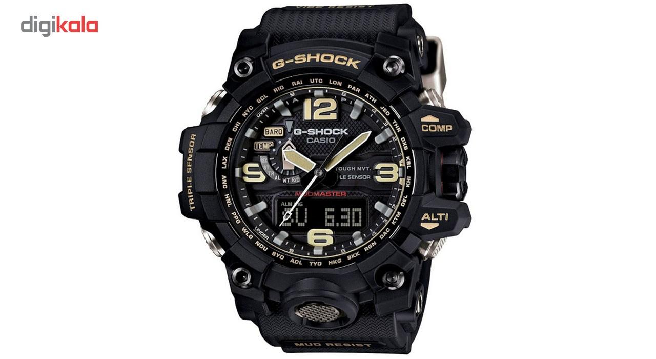 ساعت مچی عقربه ای مردانه کاسیو جی شاک مدل GWG-1000-1ADR              ارزان