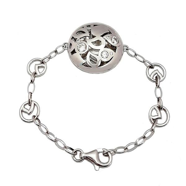 دستبند نقره زنانه زیندکو مدل F28